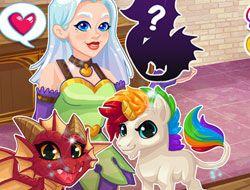 Crystals Magical Pet Shop
