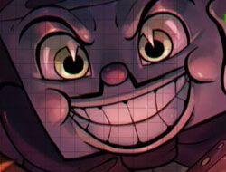 Cuphead Tetris