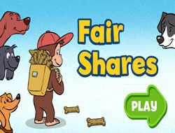 Curious George Fair Shares