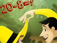 Curious George Math Test