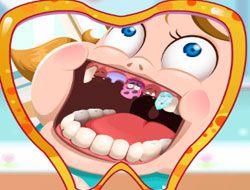 Cute Dentist Emergency