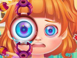 Cute Eye Doctor