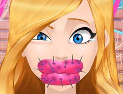 Cute Lips Plastic Surgery