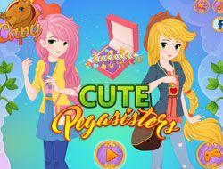 Cute Pegasisters