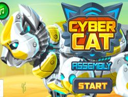 Cyber Cat Assembly