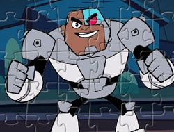 Cyborg Teen Titans Go