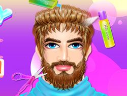 Daddy Fashion Beard Salon