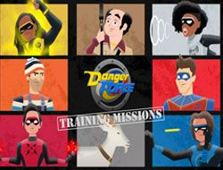 Danger Force Training Missions