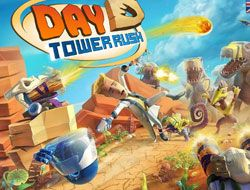 Day-D Tower Rush: Dino Rage