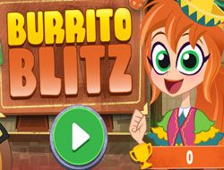 DC Super Hero Girls Burrito Blitz