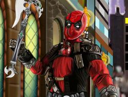 Deadpool Dressup