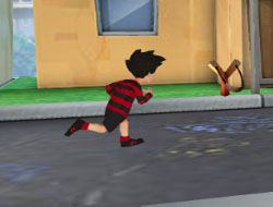 Dennis and Gnasher Unleashed Leg It