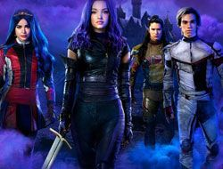 Descendants 3 Stories