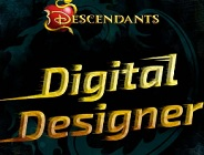 Descendants Digital Designer