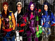 Descendants Jigsaw 2