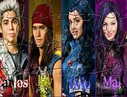 Descendants Jigsaw Puzzle 2
