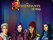 Descendants Memory Match