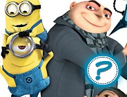 Despicable Me Memory Cards