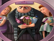 Despicable Me Pic-Tart