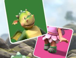 Digby Dragon Mix Up