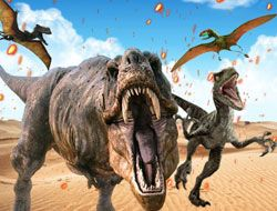 Dino Hunter Killing Strand