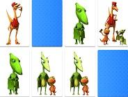 Dinosaur Train Memory