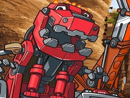 Dinotrux Create and Paint