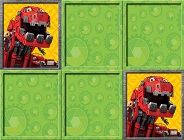 Dinotrux Memory Match
