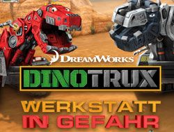 Dinotrux Workshop in Danger
