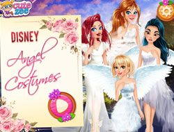 Disney Angel Costumes