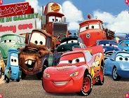 Disney Cars Mix-Up