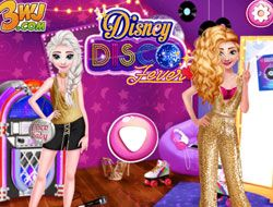 Disney Disco Fever