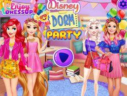Disney Dorm Party