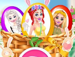 Disney Easter Bunny Party