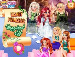 Disney Princess Magical Elf