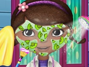 Doc McStuffins Cute Makeover