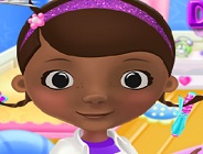 Doc McStuffins Fantasy Hairstyle