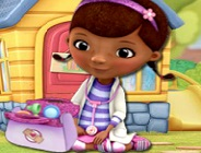 Doc McStuffins Kick Up