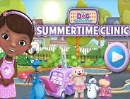 Doc McStuffins Summertime Clinic