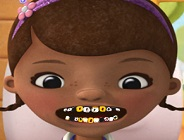 Doc McStuffins Teeth Check-Up