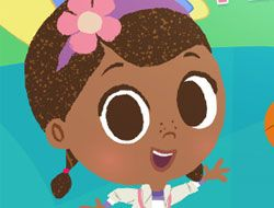 Doc McStuffins Wash-Up Play Day