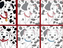 Doggy Dots Memory