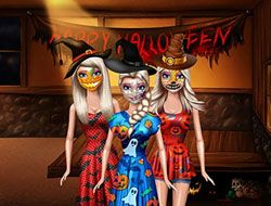 Doll Creator Halloween Theme