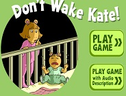 Don't Wake Kate