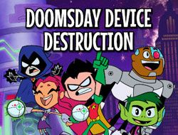Doomsday Device Destruction