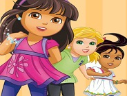 Dora and Friends Into the City 6 Diff