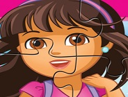 Dora and Friends Puzzle
