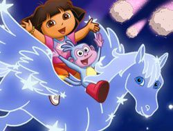 Dora Pegasus Adventure