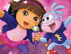 Dora Rocks Sing-Along Party