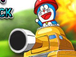 Doraemon Tank Attack